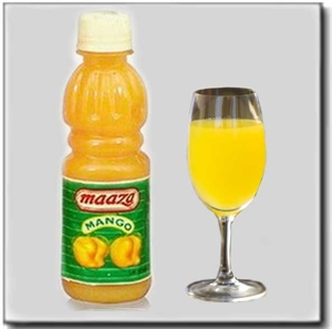 マザマンゴジュース 220ml の画像