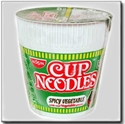 Picture of Nissin Cup Noodles Spicy Veg. 70gm