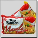 Picture of Nissin Top Ramen Masala 4X80gm