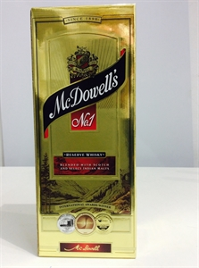 Picture of McDOWELL'S NO.1 RESERVE WHISKY-750ML